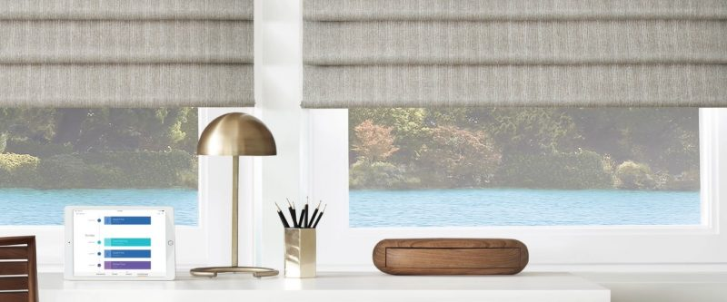Motorized Blinds By Hunter Douglas Vancouver BC Store