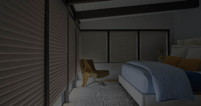 Blinds Light shading and diffusing - Vancouver BC Store